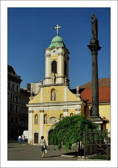 St Rókus Chapel in VIIIth district (Józsefváros), Budapest_ West Hungary