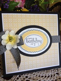 using Stampin' Up! Perfect Punches
