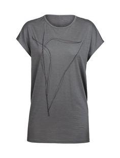 DBlade Mens Base Layer Top Grey Short Sleeve Work Wear Long John Top