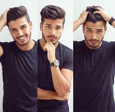 # fashion for men # men's style # men's fashion # men's wear # mode homme Cool Hairstyles For Men, Hairstyles Haircuts, Haircuts For Men, Classic Mens Hairstyles, Oval Face Haircuts, Barber Haircuts, Medium Hair Styles, Short Hair Styles, Gents Hair Style