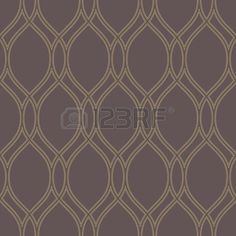 Geometric ornament Seamless background.