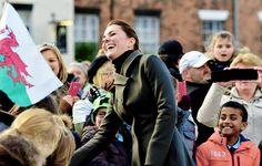 william & catherine - wills-and-kate:    Catherine, Duchess of Cambridge...