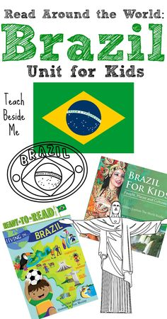 This year we are going to be learning a lot about Brazil! With the Summer Olympics being hosted in Brazil, I wanted to do some fun things to teach my kids all about it. Plus, my husband served a 2 year mission there, so it's a country we are fond of in our home! I …