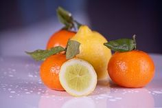 Fruits, Citrus Fruits, Clementines