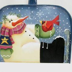 .love it! love snowmen!