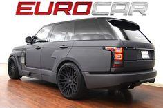 2013 Land Rover Range Rover HAMANN MYSTERE in Costa Mesa, California