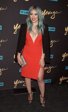 Hilary Duff's transformation in 30 pictures