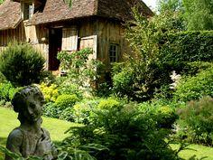 Jardins du Pays d'Auge à Cambremer (Calvados)