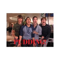 BIG TIME RUSH fotos ❤ liked on Polyvore