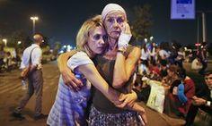 29 June. Istanbul airport attrocity.