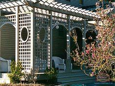 Custom Specialties | Wood Gallery | Colonial Fence Co. Norfolk, MA