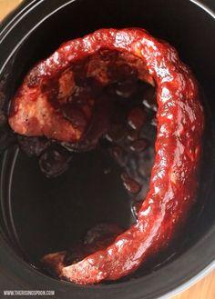 Quick & Easy Prep for Crock-Pot BBQ Ribs Recipe
