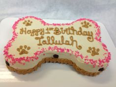Yappy Barkday cakes for your special fur baby!