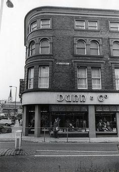 Dunn & Co Men's store. Paisley Scotland, Where Did It Go, Uk Retail, Devon Uk, Walsall, High Street Shops, Birmingham Uk, Wolverhampton, Vintage London