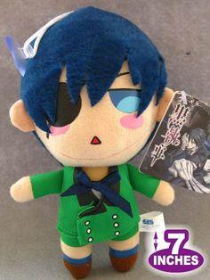 Kuroshitsuji Black Butler Ciel Plush Doll KUPL1517