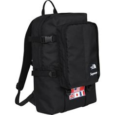 974bffcdea Sac à dos · Black The North Face/Supreme Expedition Medium Day Pack  Backpack $225.00 Noir, Habillement Supreme