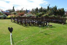 Wedding ceremony setup at The Venue Wanaka Wedding Ceremony, Wedding Ideas, World, The World, Wedding Ceremony Ideas