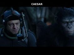 """Behind the scenes of """"Dawn of the Planet of the Apes"""""""