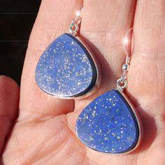 Starry Starry Night  Beautiful Royal Blue by TreasuresOfEarth, $25.00