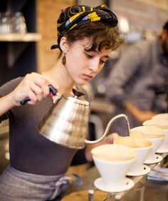 Our Fave Local Coffee Joints, Plus The 15 Cutest Baristas In NYC!