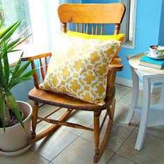 Kanelstrand Simple Living: DIY No Sew Pillows