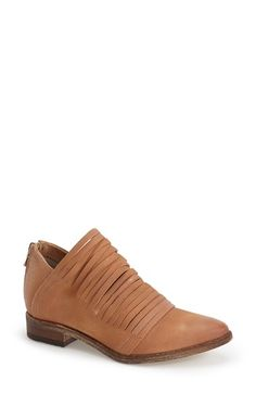 Free shipping and returns on Free People 'Lost Valley' Bootie (Women) at Nordstrom.com. Slender straps wrap the top of a pointy-toe ankle boot crafted in Italy and finished with a distressed sole and heel for a vintage aesthetic.