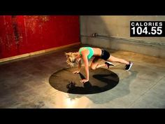 How to Burn 150 Calories in 8 Minutes - YouTube