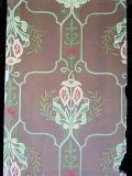 Edwardian printed Nairn linoleum with Art Nouveau design Art Nouveau Design, Museum Collection, Victorian, Printed, Antiques, Home Decor, Antiquities, Antique, Decoration Home