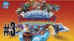 Skylanders SuperChargers Chapter 3 High Volt
