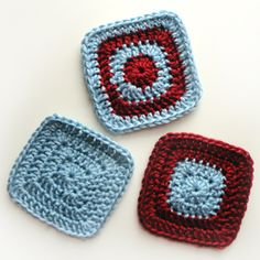 Here is a coaster pattern that is great for beginners! Instead of a basic square crocheted in rows, this coaster gives you practice crocheting in the round. When crocheted in the round, it allows you