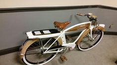 Custom schwinn bicycle