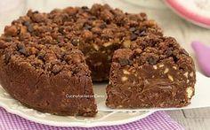 Torta cookie fredda senza cottura golosissima e veloce