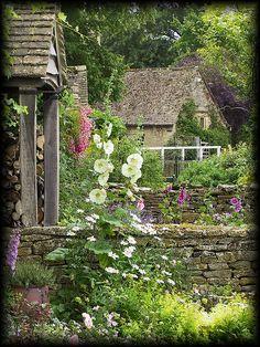 English Garden by image eye, via Flickr