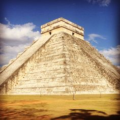 Chichen Itza - One of the 7 Wonders of the World.... AMAZING