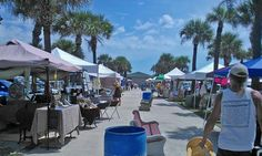 Farmers & Crafts Market | St. Augustine, FL #Florida #Beach