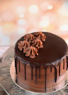 Ha tetszett a poszt, örülök, ha megosztod. Nutella, Sweet Recipes, Cake Recipes, Mascarpone Cake, Bithday Cake, Rhubarb Cake, Mousse Cake, Drip Cakes, Sweet And Salty