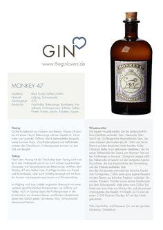 Monkey 47 Schwarzwald Dry Gin / Gin Review