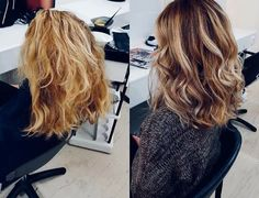 My hair...before and after...love it!