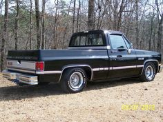 Lowered 73-87 Short Beds - The 1947 - Present Chevrolet & GMC Truck Message Board Network
