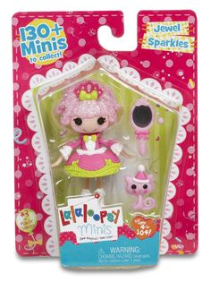 Mini Lalaloopsy |  Jewel Sparkles |  Super Silly Party Collection |  Series 15