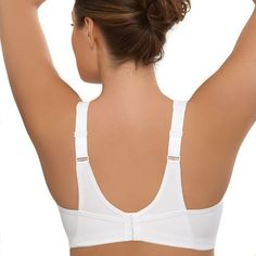 4568e881218ba Wirefree no-bounce camisole bra from Glamorise Sport® by Glamorise®