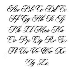 Personalized Tumbler, Skinny Tumblers, Acrylic Tumbler, Custom Tumbler, Bridesmaids Gifts, Bridal Pa Gothic Lettering, Graffiti Lettering Fonts, Tattoo Lettering Fonts, Creative Lettering, Lettering Styles, Graffiti Tattoo, Calligraphy Fonts Alphabet, Tattoo Fonts Alphabet, Cursive Alphabet