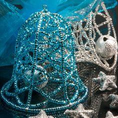 Christmas Bell Ornament Pattern  BeadingChristmas Ornaments