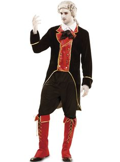 disfraz de vampiro barroco para hombre comprar