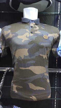 Army polo shirt