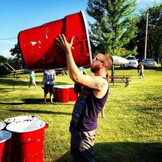 Extreme Beer Pong[AWESOME] -  http://shar.es/Add2q