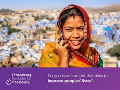 We are excited to share that 100 social change organizations are joining the Praekelt.org Incubator for Free Basics. This hands-on incubator provides technical tools and support to enable these organizations to join the Free Basics platform and offer their services to millions more people worldwide. Read more in Praekelt.org's post here: #searchengineoptimization  #webdesign  #socialmediamarketing  #internetmarketing