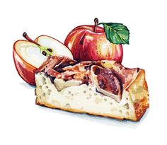 A blog from a UK based illustrator specialising in watercolour food illustration, watercolored portrait paintings and wildlife illustration.