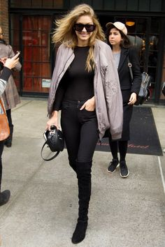 Gigi Hadid Style, Clothes, Outfits and Fashion- Page 59 of 106 - CelebMafia