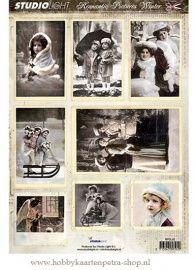 Studio Light Romantic Pictures Winter RPSL 40
